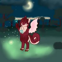 Week 1 - Firefly Lantern Hanging