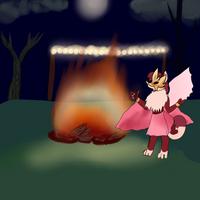 Week 2 - Bonfire Masquerade