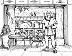 Roman interior - Officium by Asarea