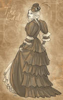 Blutfrieden: The Lady by Asarea