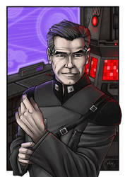 Specialist Gideon Hawkins by Asarea