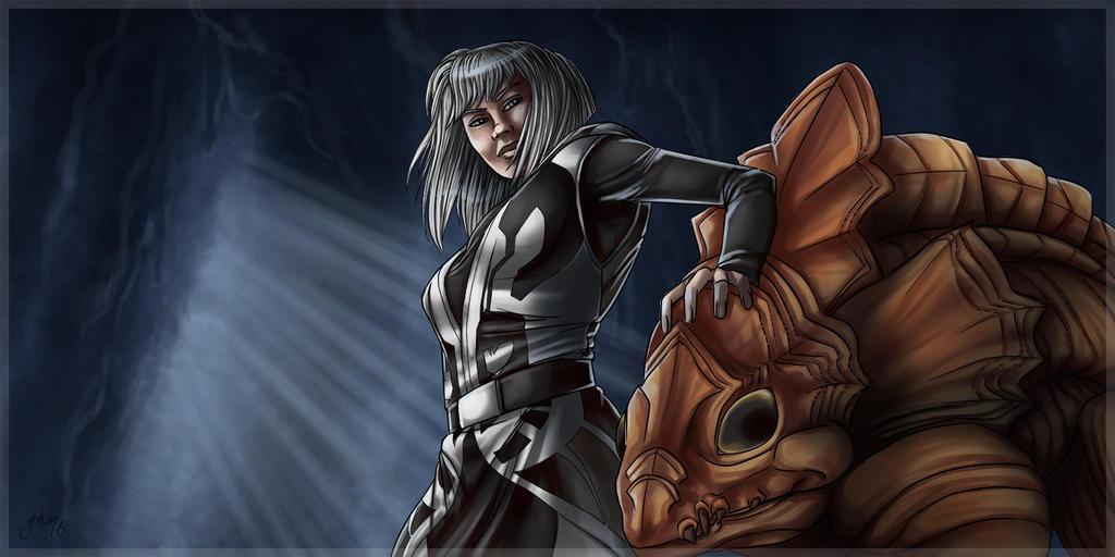 SW: Her Pet by Asarea