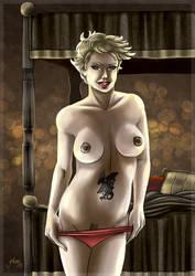 Scarlet by Asarea