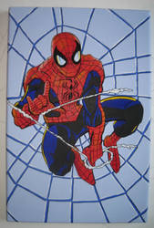 Spider man by pierre2lune