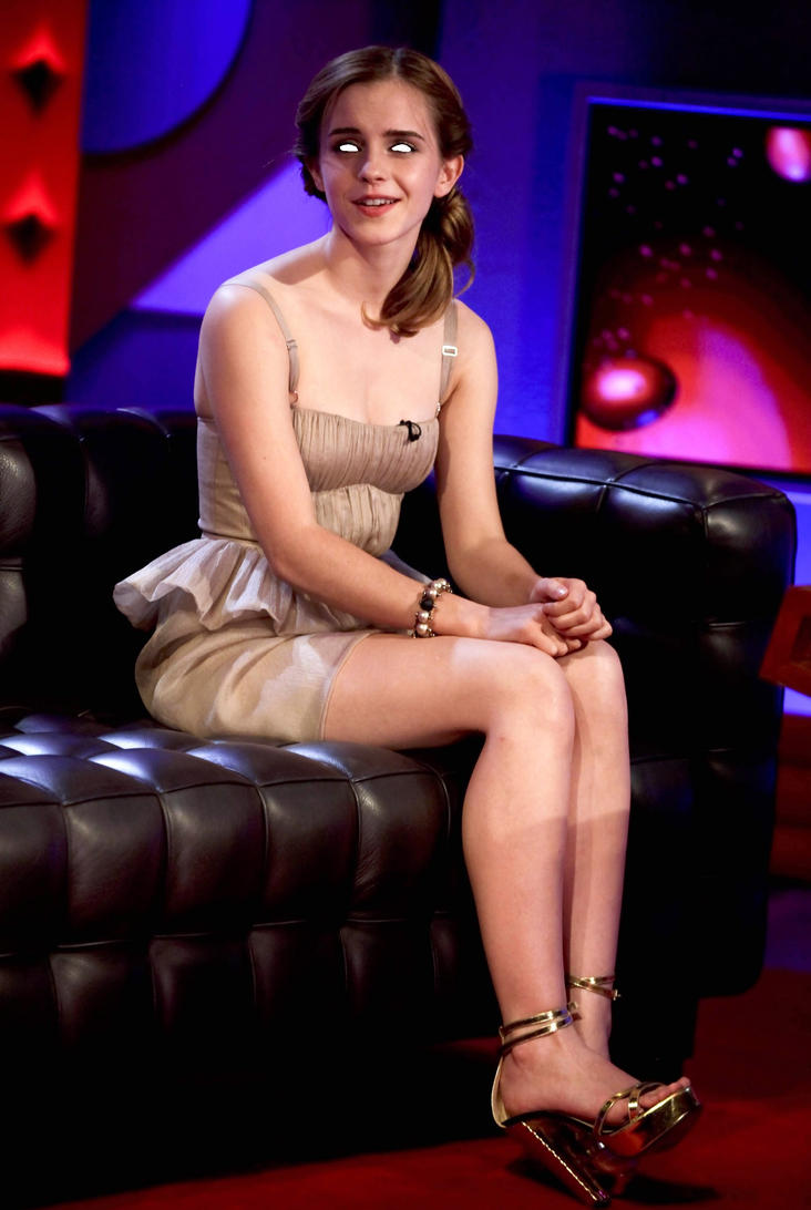 Emma Watson hypnotized 3 by xavier0904