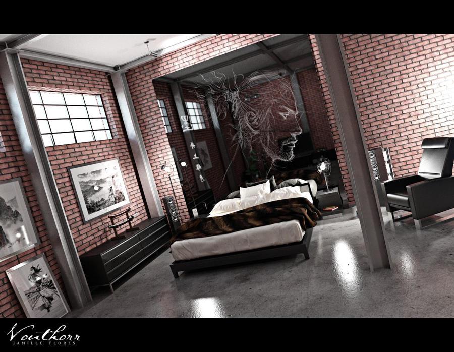 Room Inspired Vagabond by vonthorr