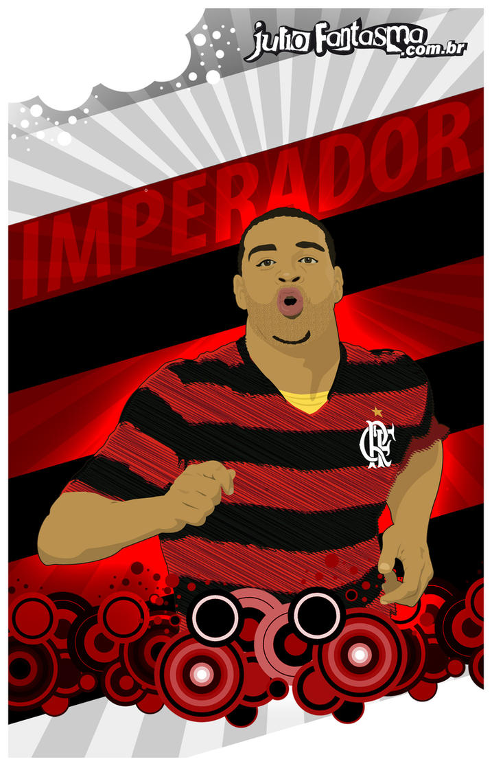ADRIANO IMPERADOR by juliofantasma