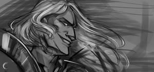 Arthas  sketch/wip 