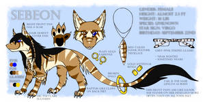 Sebeon Reference Sheet