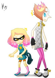 Pearl And Pearl by Lovelatias