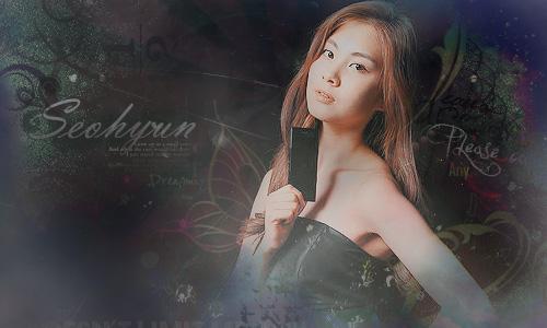 Banner Seohyun by Anysayuri