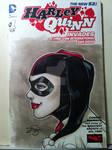 Harley Quinn Sketch cover