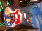 Guitar Supergirl