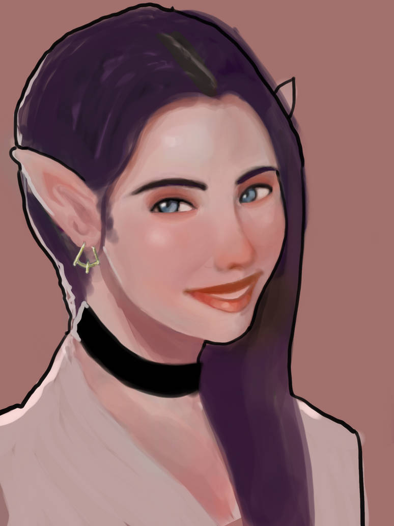 Elf by tvm123456