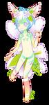 Fleurie Mascot by Jinhii