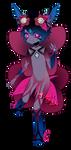 Fleurie Mascot #2 by Jinhii
