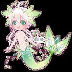 OC: Mermaid Boy