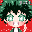 Chibi Icon for amutoanime wm by Jinhii