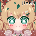 Chibi Icon for Jutsika wm by Jinhii