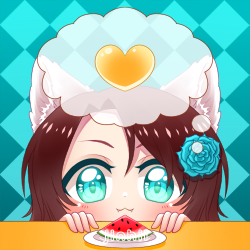 Bubble Icon BwiBwi wm by Jinhii