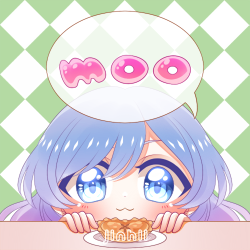 Bubble Icon for KiraMiyaPop wm by Jinhii