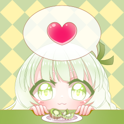 Bubble Icon for greenmori0209 wm by Jinhii