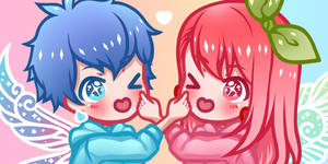 Matching Icons with Terrii by Jinhii