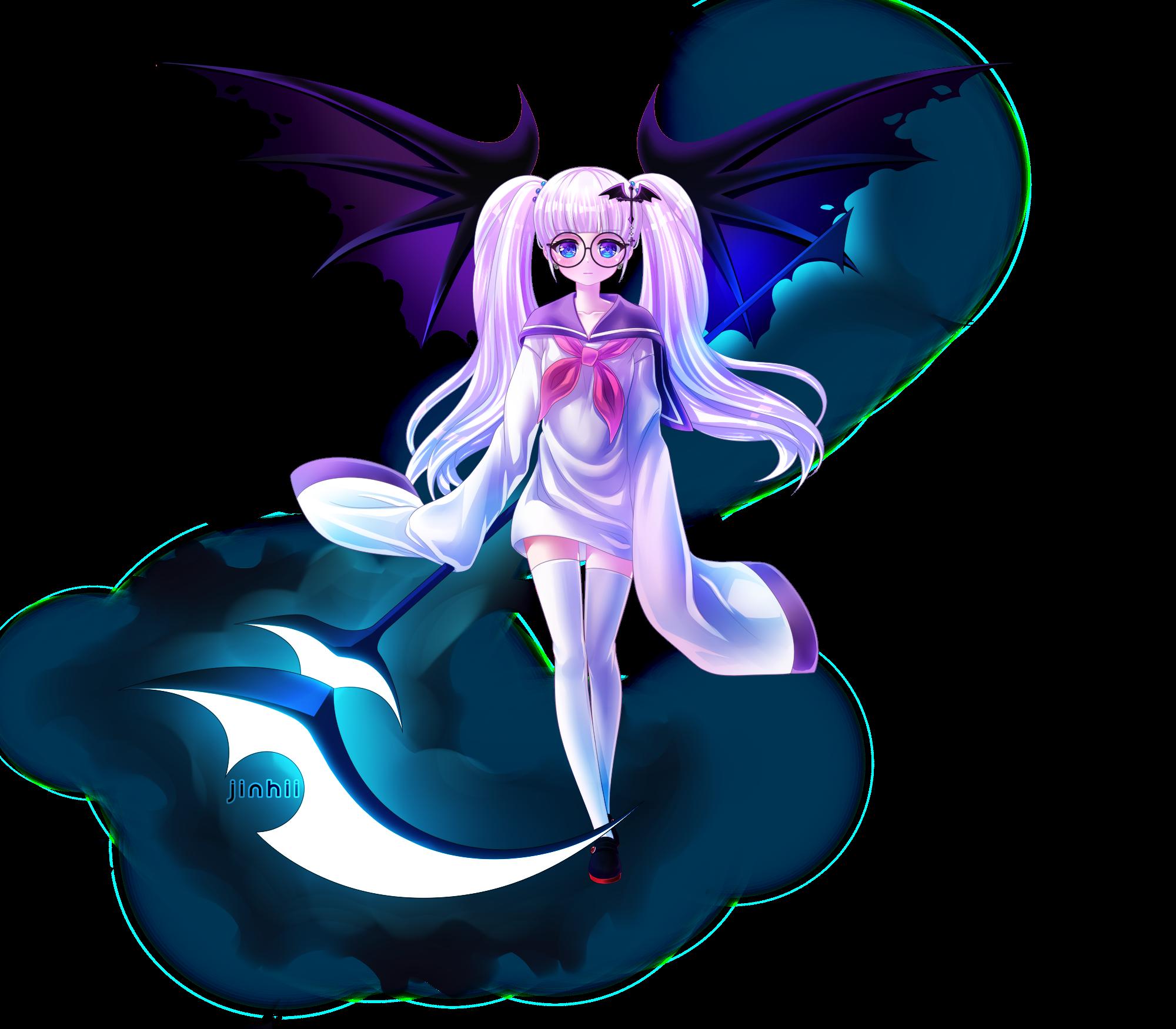 Commission: LotusLuvCrow