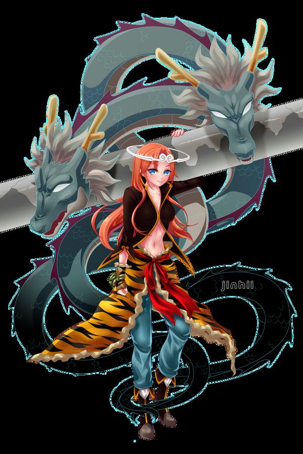 Commission: Natasha
