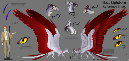Haze Lightborn reference sheet +More info (WIP)