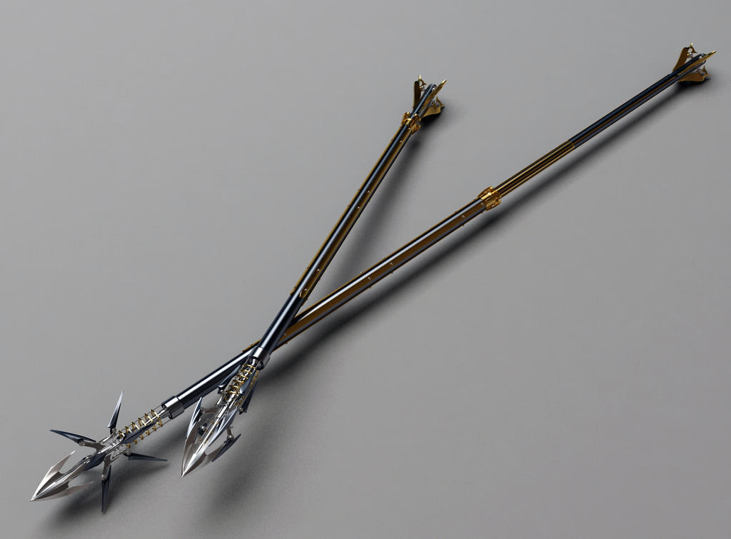 Real Bow And Arrow Heretic Composite Bow Arrows