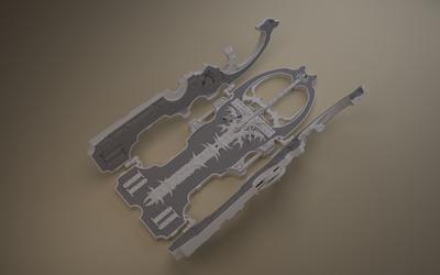 No Name Weapon - WIP 2