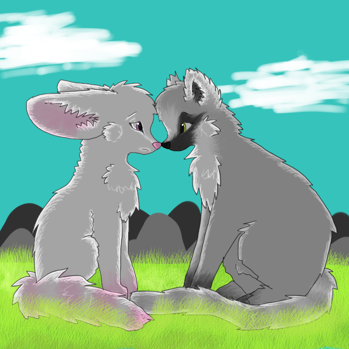 Pammee And Lemmee By Disind101 On Deviantart