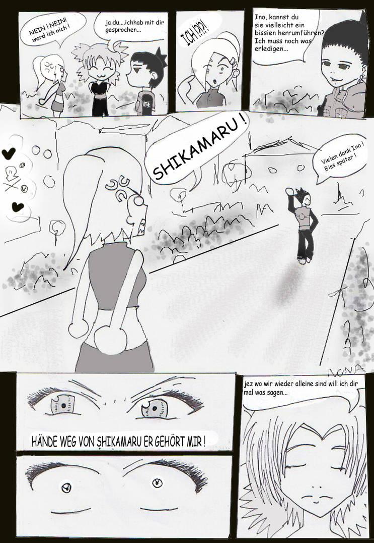 Shikaino Comic X2x By Nonazka On Deviantart