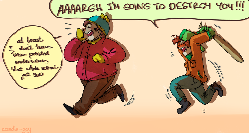 Cartman Is Gay 84