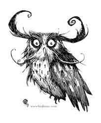 Owl by BenBASSO