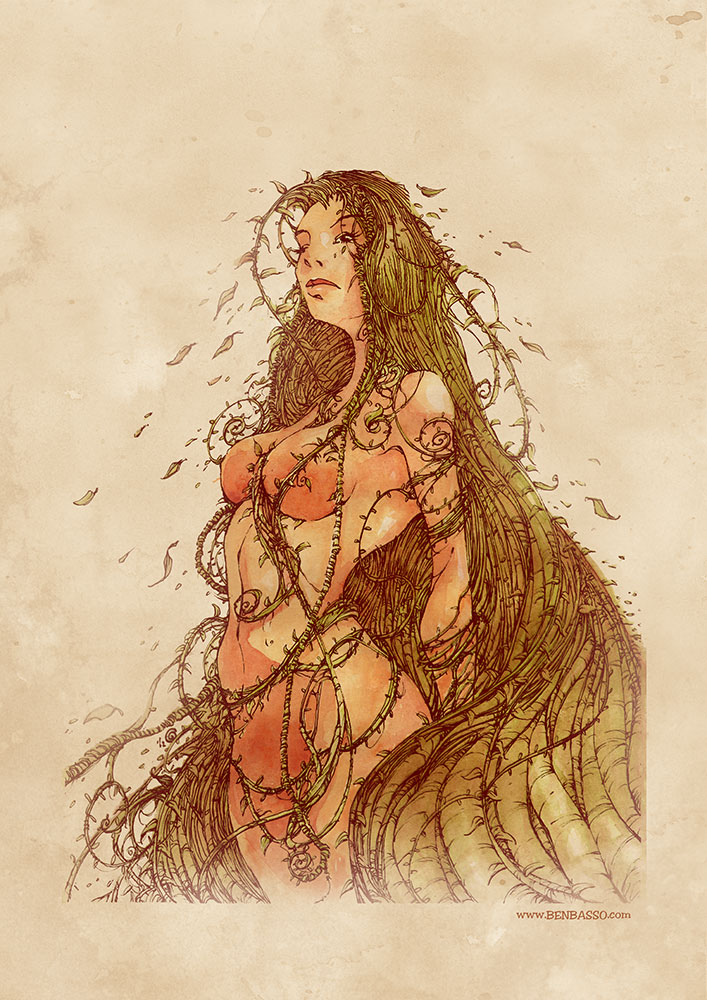 mother.nature by BenBASSO on DeviantArt