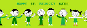 Happy St. Patrick's Day from Classic PBS Kids