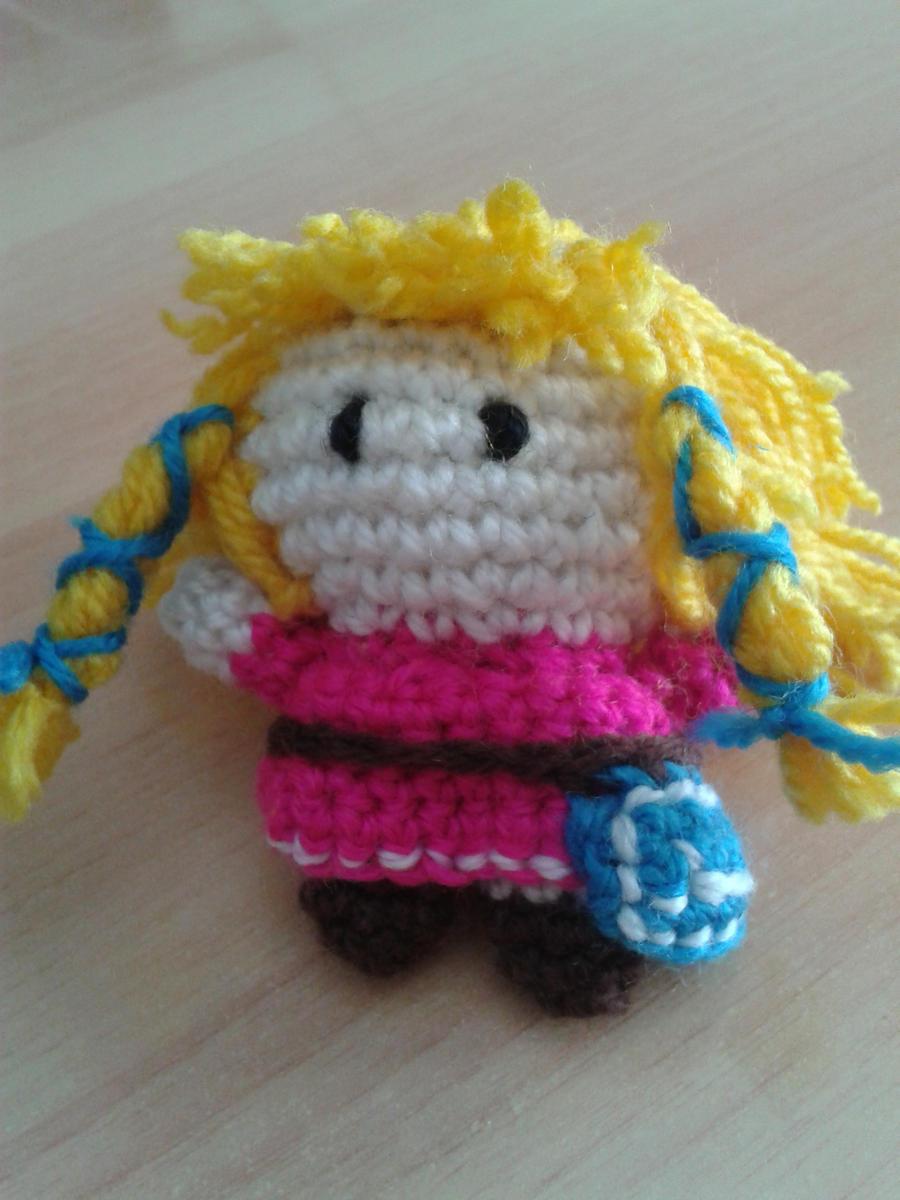 Amigurumi Zelda : Amigurumi Zelda - Skyward Sword by crocheter on DeviantArt