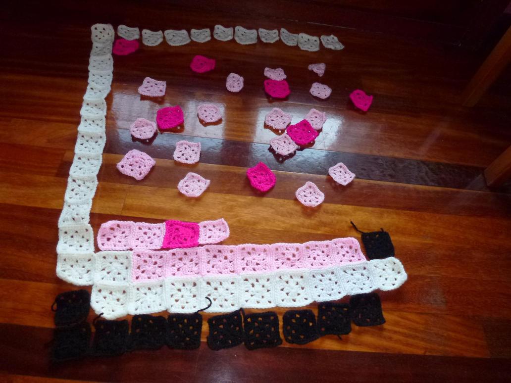 La Chocita Artesana Nyan_cat_blanket_wip1_by_crocheter-d5l2ku2