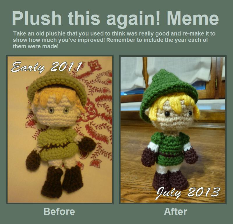 Crocheting Memes : Plush this again! Meme by crocheter on DeviantArt