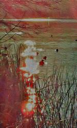 Romantic lake by LabelaArt