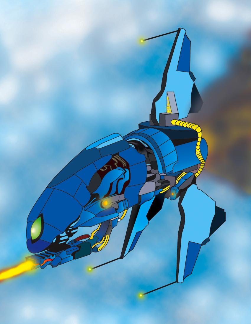 The Scorpion by Albatross101
