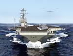 Naval Aircraft Carrier by Albatross101