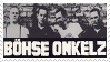 Boehse Onkelz Band Stamp by CadeSkywalker
