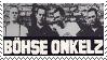 Boehse Onkelz Band Stamp by CadeSkywalker