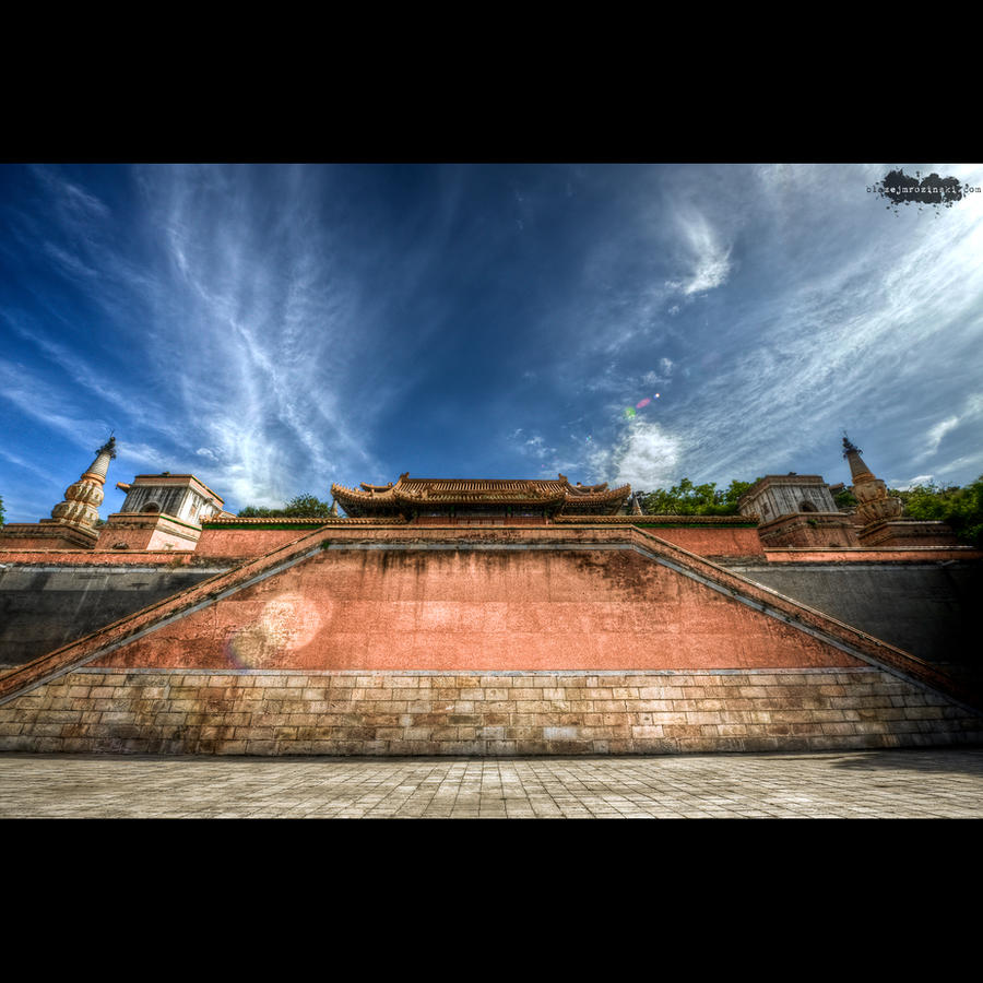 Yihe Yuan aka Summer Palace by Blazko