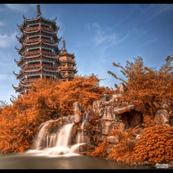 15 Guilin Pagodas