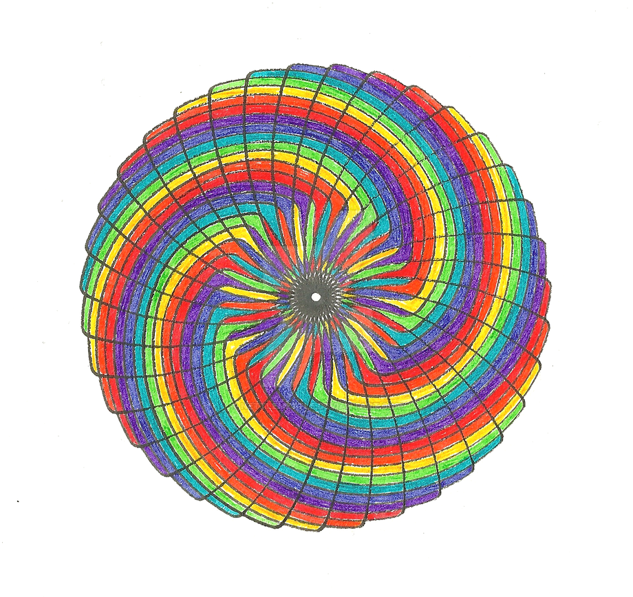 Whirling chakras by nettlemettle