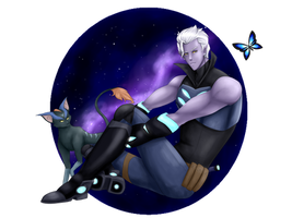 Lotor, Kova And Butterfly